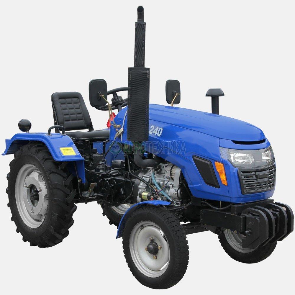 Запасные части на китайский трактор или минитрактор