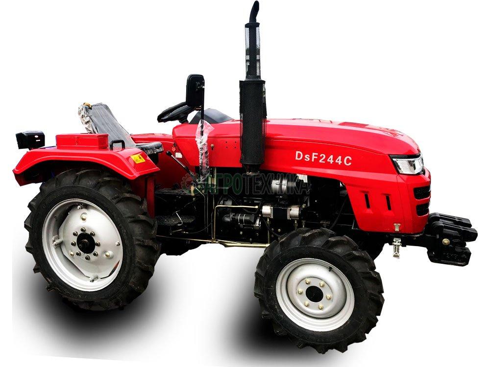 Трактор Dongfeng 404 DHL. 261 600.00грн. Минитрактор Shifeng DsF244 C be62976f9c137