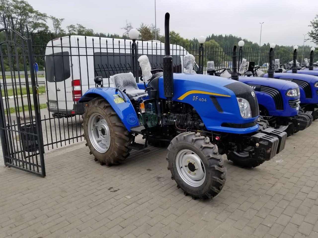 Минитрактор Dongfeng 404 DHL - цена в Украине  c230f99e8afda